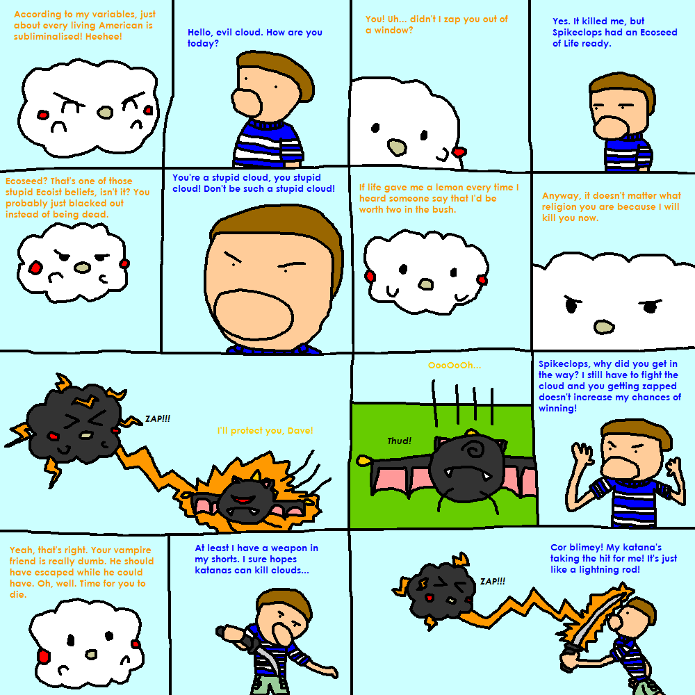 The Cloud Strife