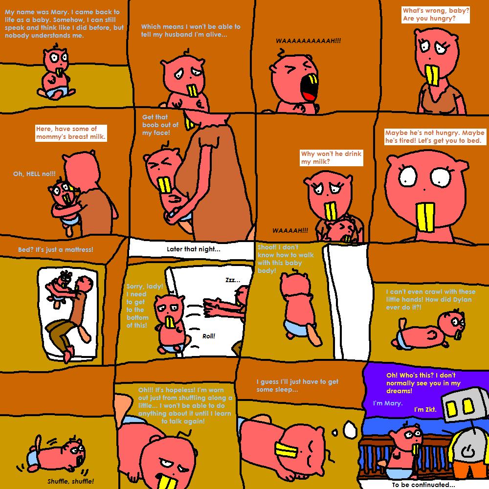 A Beaver's Tale